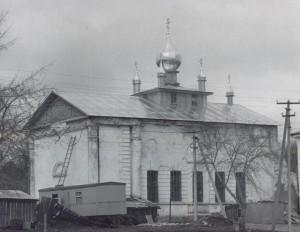 храм Архистратига Михаила с.Шигоны