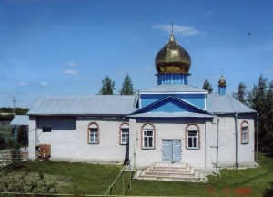 Приход в честь Казанской иконы Божией Матери с.Малячкино