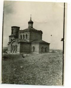 Таким был Никольский храм в 60-е годы XX века.